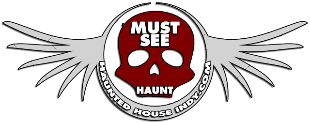 HHIndy MUST SEE HAUNT 2016 Badge