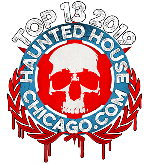 HauntedHouseChicago Top 13 2019 Laurels SMALL